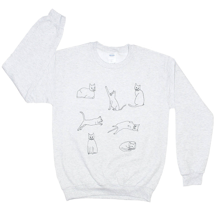 Cat's Life Sweatshirt