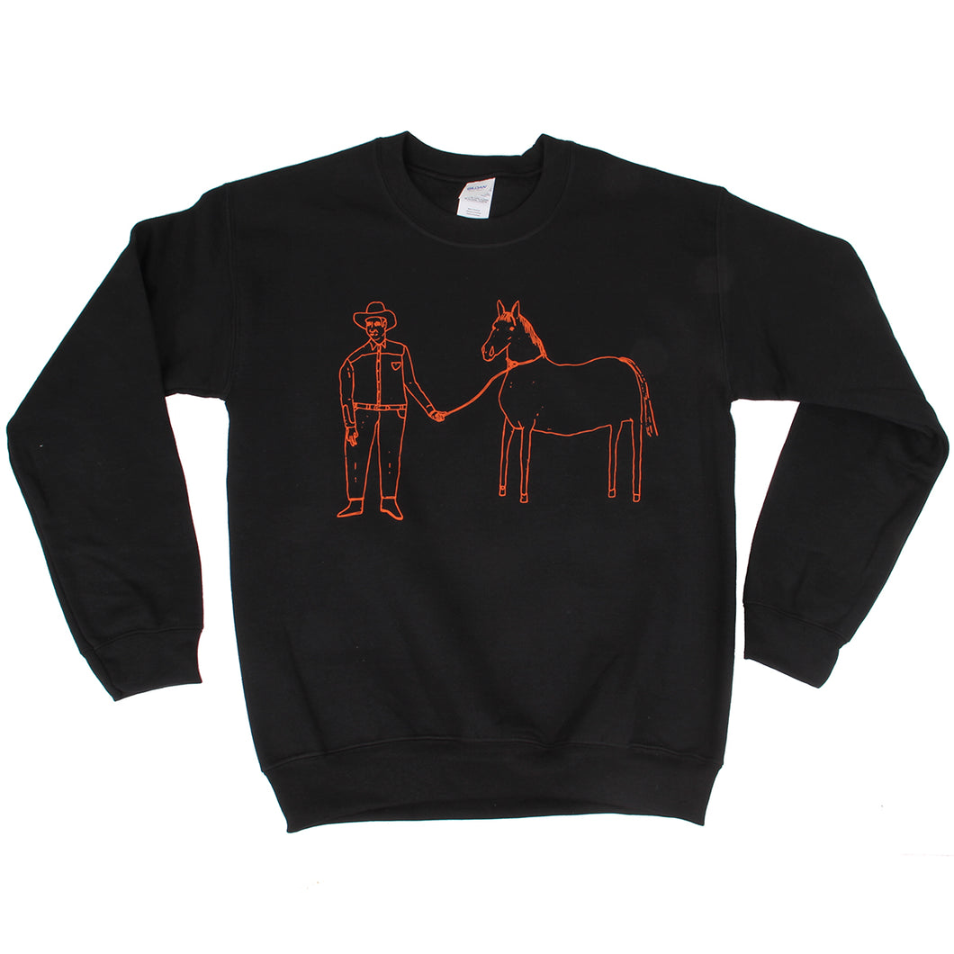 Floating Horse sweatshirt