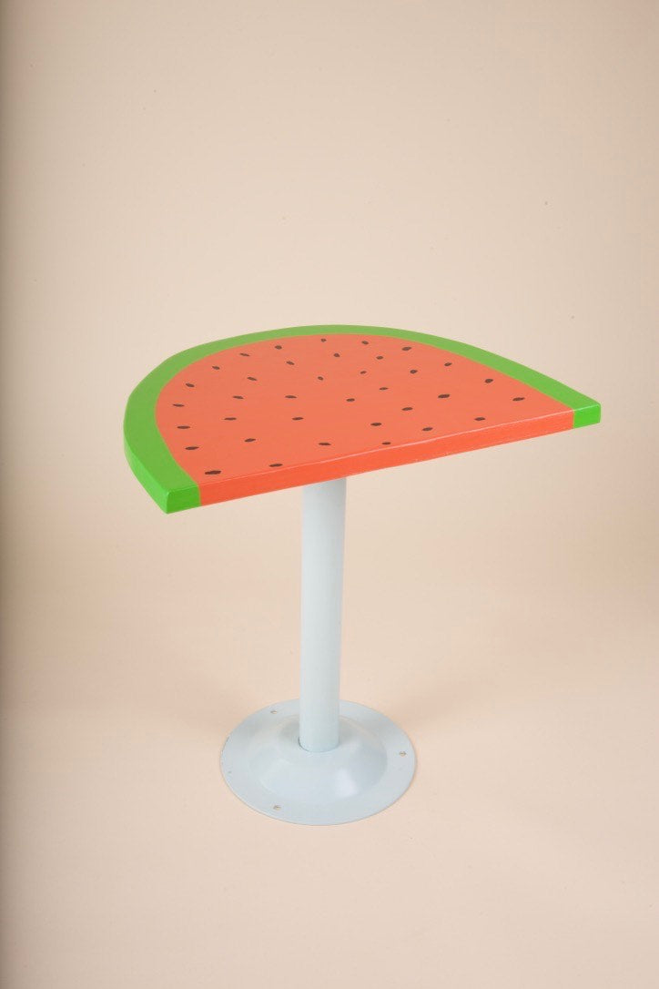 Watermelon Side Table Pre sale