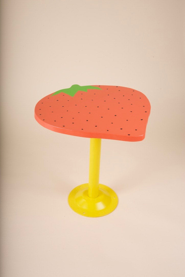 Strawberry Side Table Pre sale