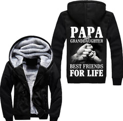 Lux Special Offer - Papa And Granddaughter - AVAILABLE FOR MEN/WOMEN - NOTE: May not arrive in time for Father's Day