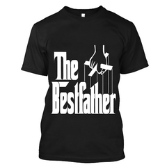 The Best Father - (White) - AVAILABLE FOR MEN/WOMEN - NOTE: May not arrive in time for Father's Day