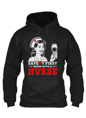 Lux Special Offer - Safety First, Drink With A Nurse - AVAILABLE FOR MEN/WOMEN