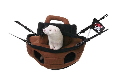 Ferret Pirate Ship