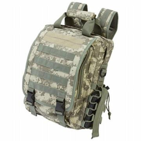 Heavy Duty Camo MILITARY TACTICAL WATERPROOF BACKPACK for Outdoor Sports