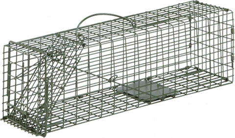 Small Critter (Catch & Release) ANIMAL TRAP for Rodents, Mice, Rat, Squirrels