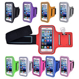 Water Resistant SPORTS ARMBAND for iPhones - Strong Wired