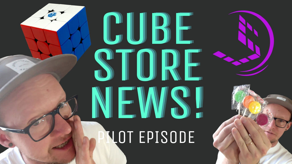 New to YouTube - Cube Store News!