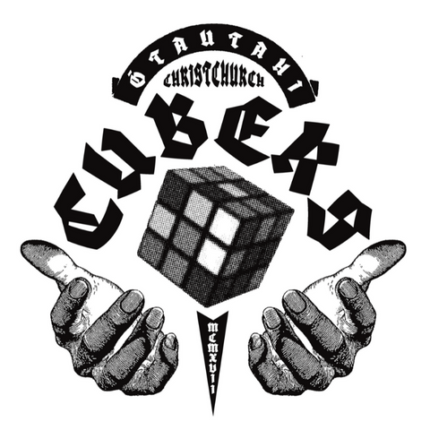 Christchurch Speedcubers Logo