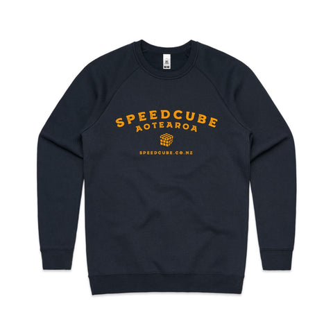 SPEEDCUBE.CO.NZ 2020 Sweater - Speedcube rubik's rubiks rubix cube speed cube mindplay mindplay.nz buy