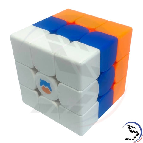 Monster Go Rainbow Beginner Trainer 3x3 Speedcube - Speedcube rubik's rubiks rubix cube speed cube mindplay mindplay.nz buy speedcubing