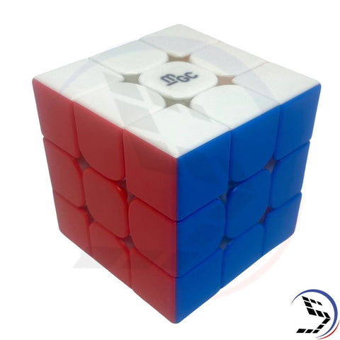 YJ MGC3 V2 3X3 MAGNETIC SPEEDCUBE STICKERLESS - Speedcube rubik's rubiks rubix cube speed cube mindplay mindplay.nz buy speedcubing