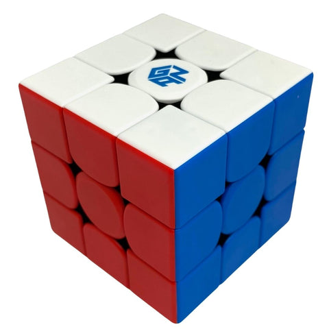 Gan 356 M Stickerless Magnetic 3x3 Speedcube 356M - Speedcube New Zealand
