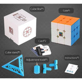 MOYU MF3 RS3 3x3 SPEEDCUBE STICKERLESS MF3RS3 - Speedcube rubik's rubiks rubix cube speed cube mindplay mindplay.nz buy