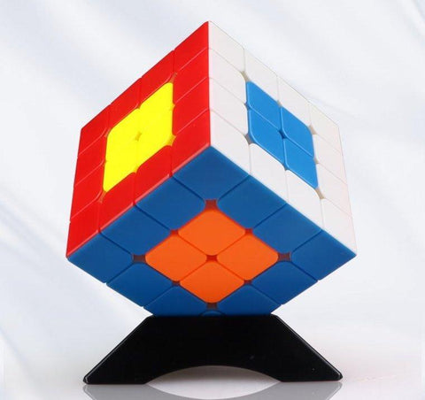 QIYI VALK 4 M STRONG MAGNETS 4X4X4X SPEED CUBE - Speedcube New Zealand