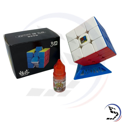 PRE-SETUP MEILONG 3M AND LUBE COMBOS - Speedcube rubik's rubiks rubix cube speed cube mindplay mindplay.nz buy speedcubing