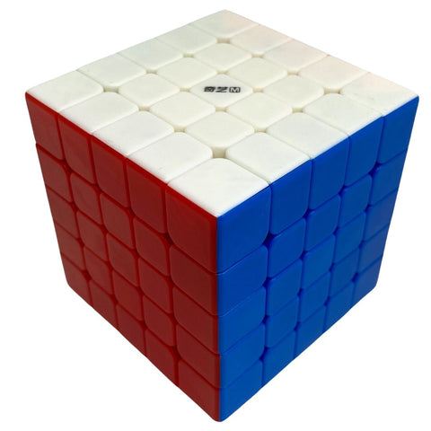 Qiyi MS Magnetic 5x5 Speedcube - Speedcube New Zealand