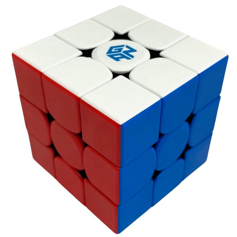 Gan 356 RS 3x3 Speedcube Stickerless GanRS - Speedcube New Zealand