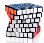 X-MAN DESIGN SHADOW 6X6X6 SPEEDCUBE - Speedcube rubik's rubiks rubix cube speed cube mindplay mindplay.nz buy