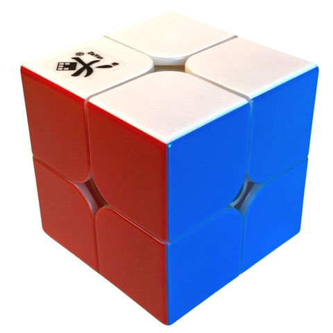Dayan Tengyun M 2x2 Magnetic Speedcube Stickerless - Speedcube New Zealand