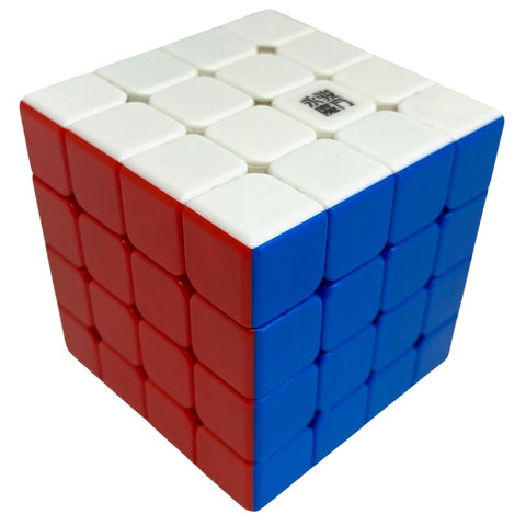 YJ Yusu V2M 4x4 Magnetic Speedcube Stickerless - Speedcube New Zealand