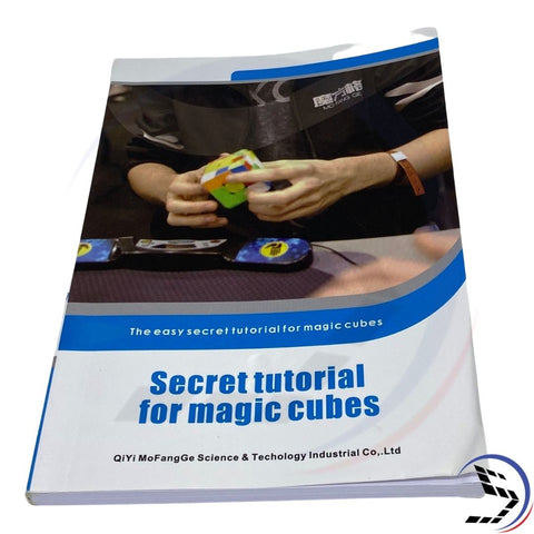 Qiyi Speedcube Tutorial - Speedcube rubik's rubiks rubix cube speed cube mindplay mindplay.nz buy speedcubing