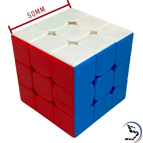Moyu MFJS 50mm 3x3 Mini Speedcube - Speedcube rubik's rubiks rubix cube speed cube mindplay mindplay.nz buy speedcubing
