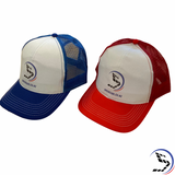Speedcube.co.nz Logo Trucker Cap Hat - Speedcube New Zealand