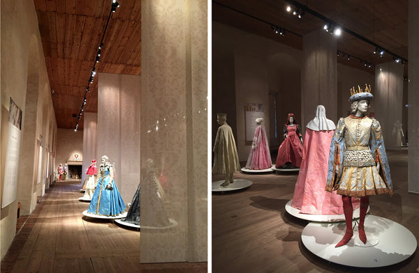 Medici's Fashion at Kalmar castle