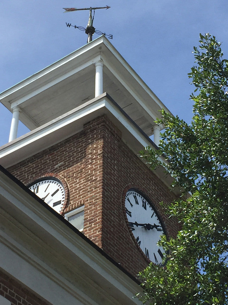 Georgetown Town Clock in South Carolina