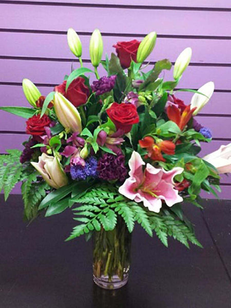 5th Street Florist: Tall Beauty