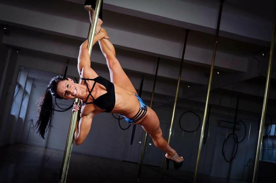 Meet Australian Pole Dance Champion And Instructor Natty Stephens (AUSTRALIA)