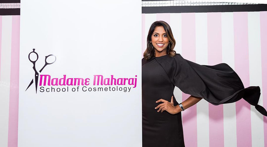 INTERVIEW: Meet Madame Maharaj, Trinidad & Tobago's Next Cosmetology Mogul