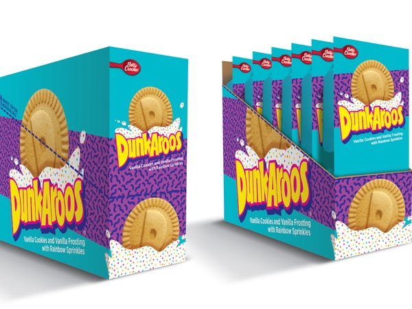 Popular 90's Snack Dunkaroos Are Officially Making A Comeback This Summer