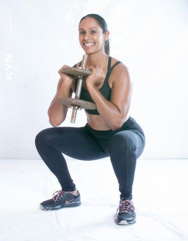 Meet Nikisha Seepersad, Certified Personal Trainer And Nutritional Coach (TRINIDAD & TOBAGO)
