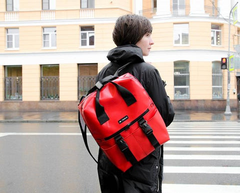 Russian Fashion Company 99 Recycle Turns Mountains Of Garbage Into Fashionable Accessories