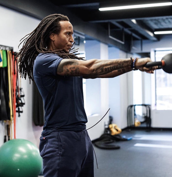 5 Fitness Questions With Sulaiman Muhammed (NEW YORK)