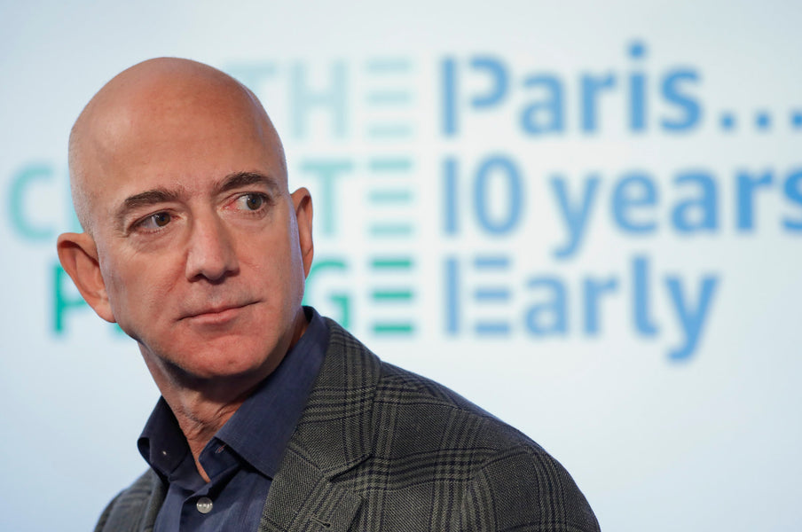 Jeff Bezos Pledges $10 Billion To Fight Climate Change