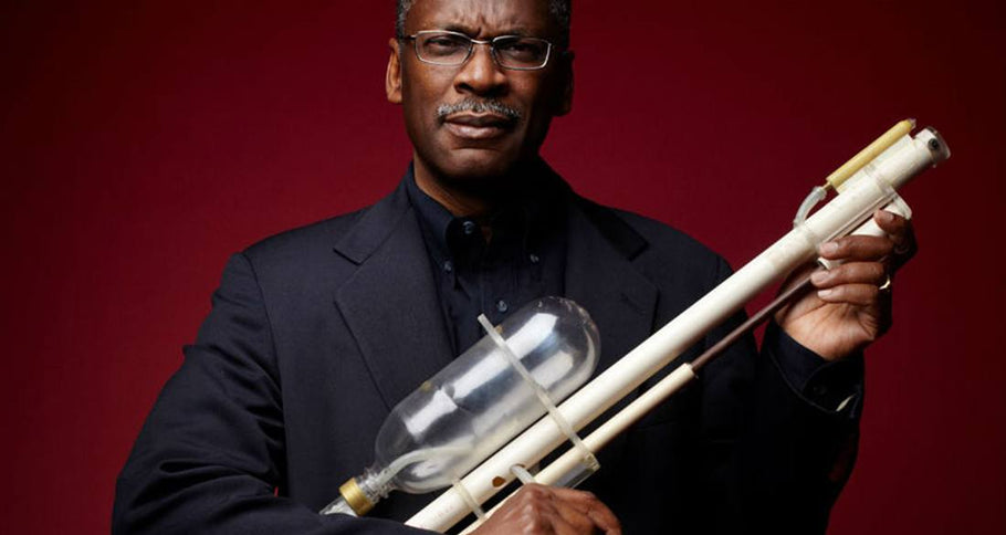 Meet Lonnie Johnson: The Man Who Invented The Super Soaker Water Gun