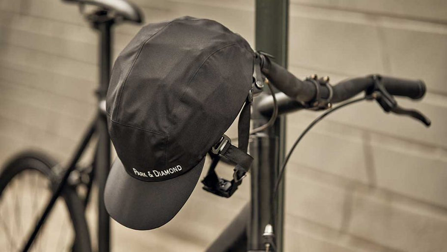 This Bike Helmet Looks Just Like A Baseball Cap