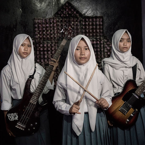 Interview:  All Female Heavy Metal Rock Stars, Voice Of Baceprot Ready For The World (INDONESIA)