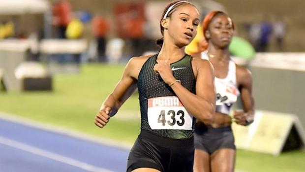 17 Year Old Jamaican Athlete Briana Williams Signs Multi-Year Deal With Nike