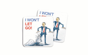 Obama Drink Coasters (2 per order) On Sale Now