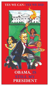 Obama Family Magnet Yes We Can Yes We Did Get all 3 Magnets for the price of 1 On Sale