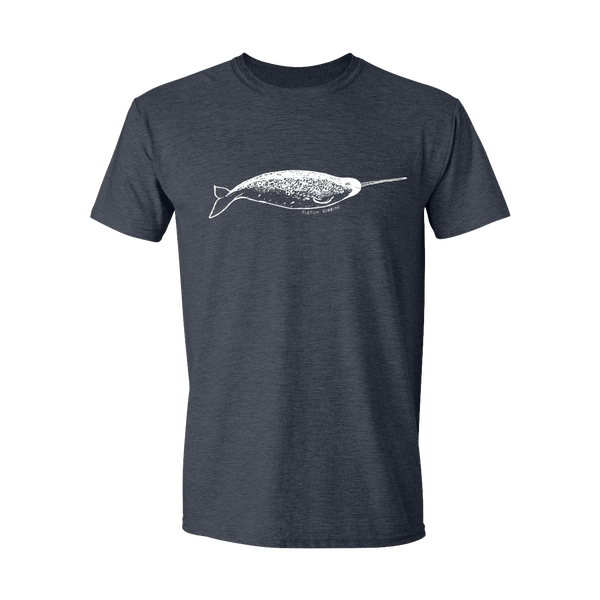 Narwhal Crewneck