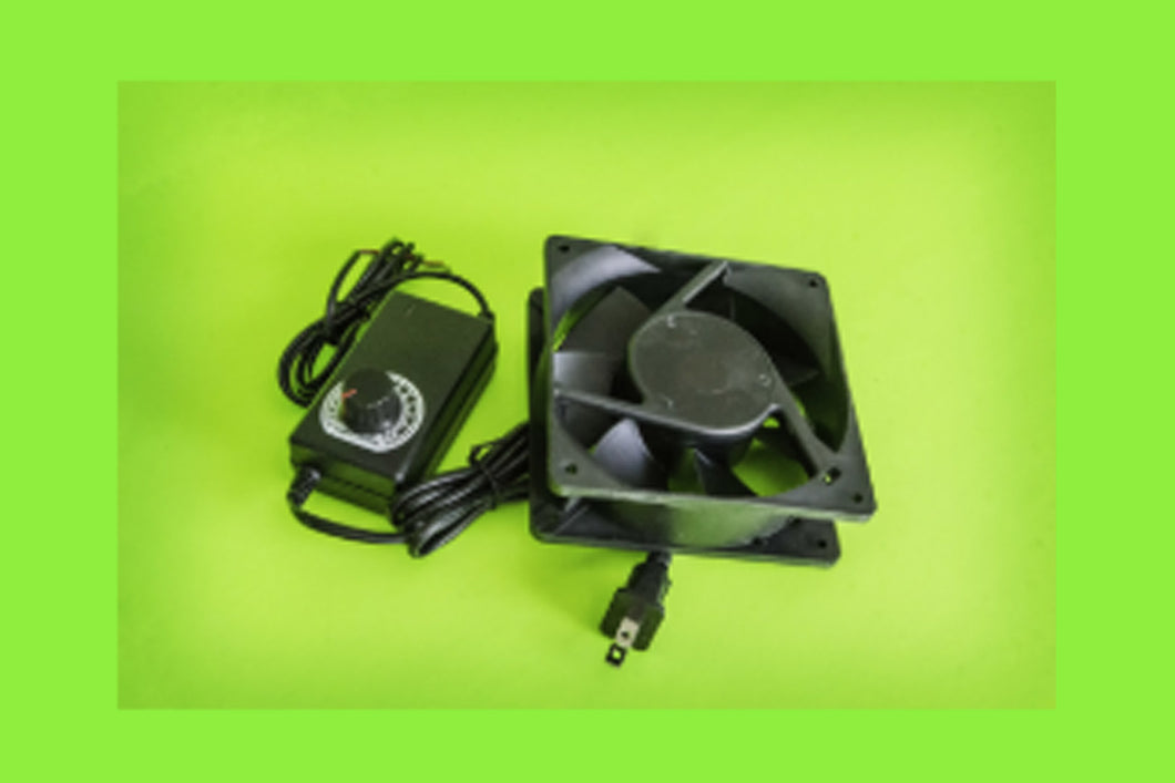 Equipment - Waterproof Fan Kit 120mm