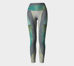 """Tracy"" Wide Waistband Legging"