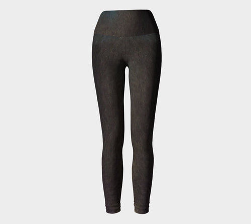 """Ellie"" Wide Waistband Legging"
