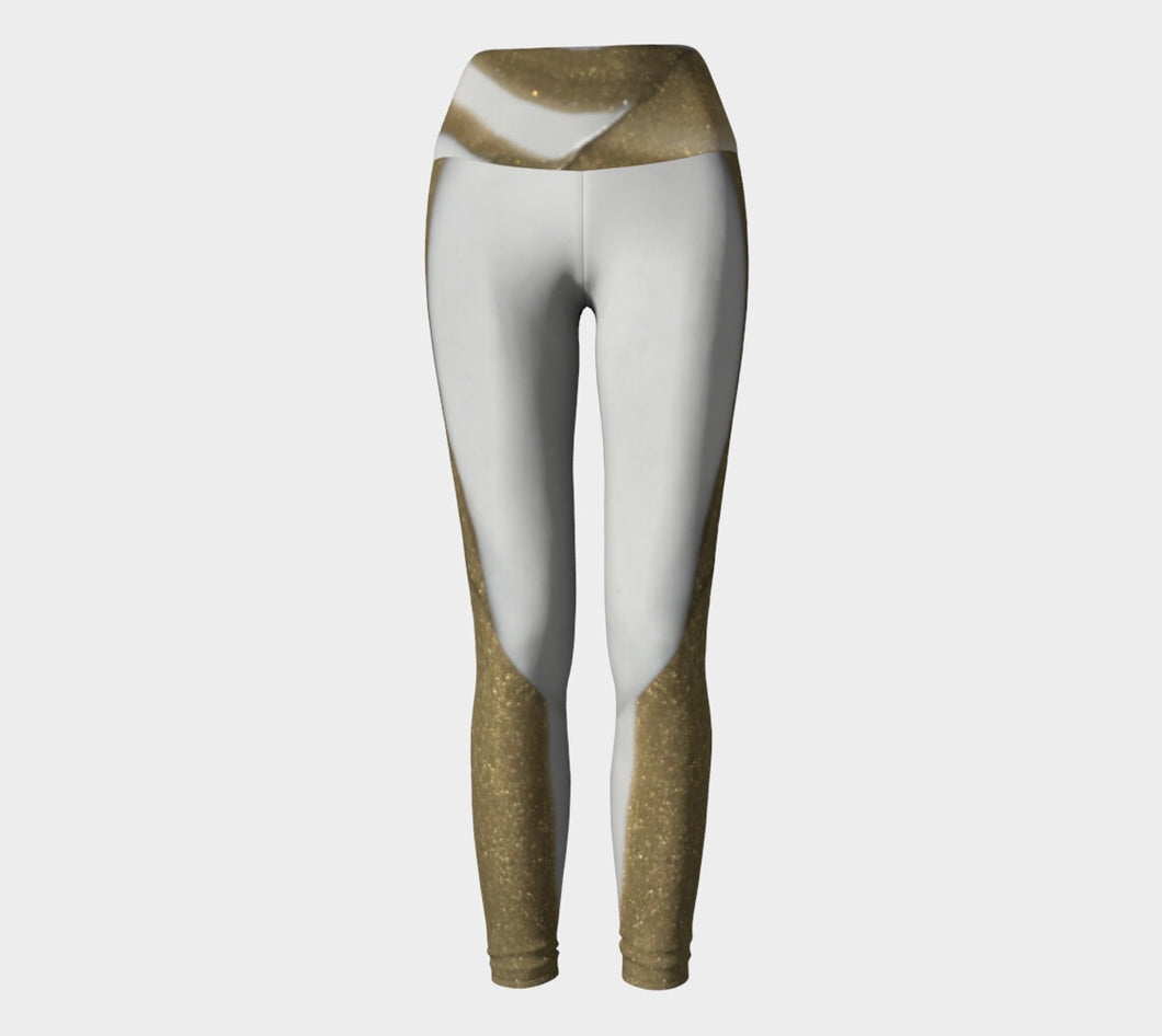 """Kennedy"" Wide Waistband Legging"