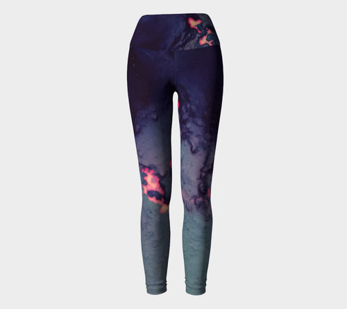 """Campbell"" Wide Waistband Legging"